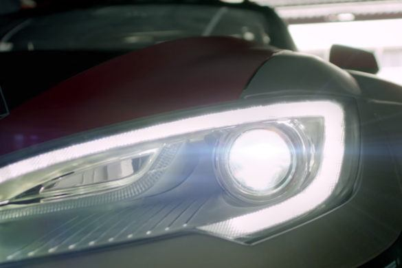 Bemutatták a Model S GT versenyautókat