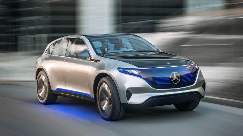 Igazak voltak a pletykák a Mercedesnél, itt az ígéretes Model X vetélytárs