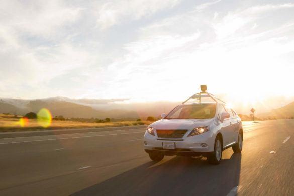 Eddigi legdurvább balesetét szenvedte a Google önvezető autója