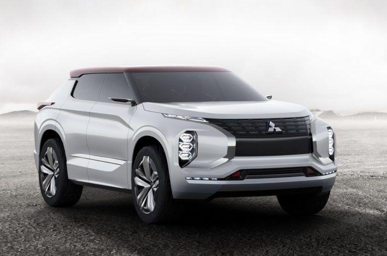 Új plug-in hibrid SUV-t jelentett be a Mitsubishi