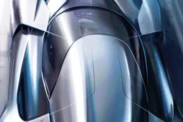 Kiszivárgott vázlatrajz a NextEV elektromos szuperautójáról