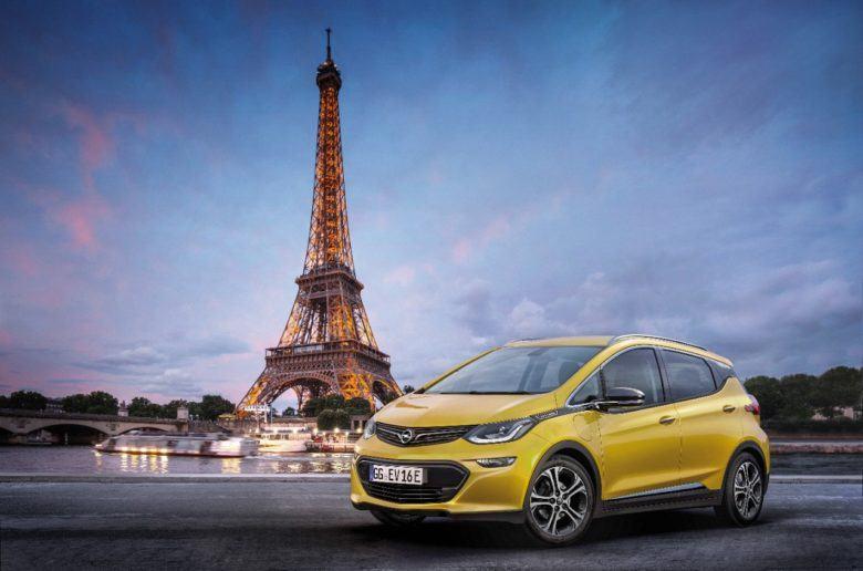 Hivatalos: Bemutatták az Opel Ampera-e elektromos autót