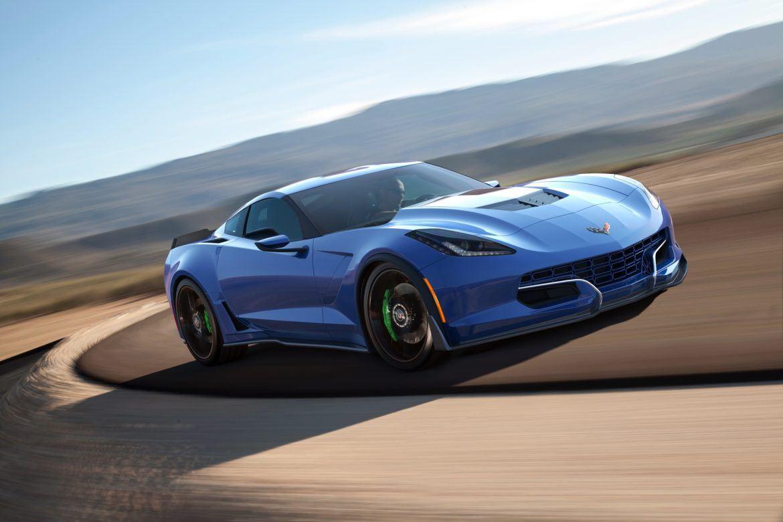 Piacra kerül az elektromos Corvette