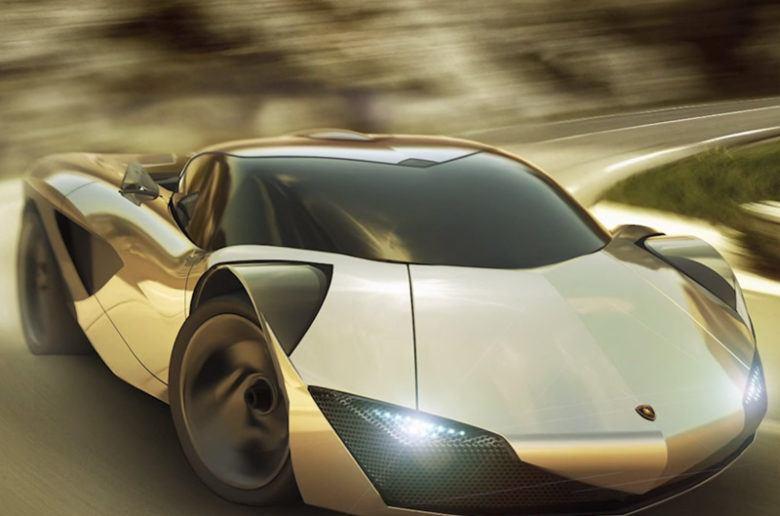 A Lamborghini már vissza is vágna a Teslának?