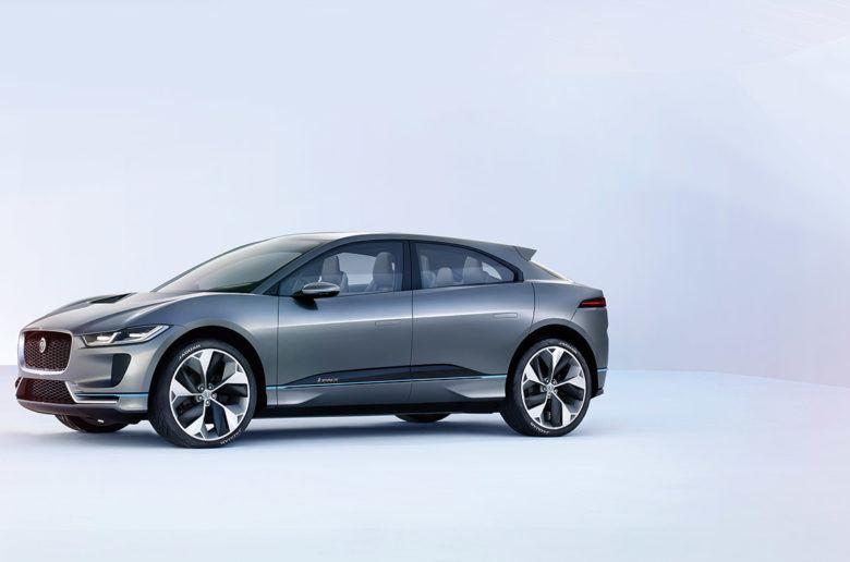 Ilyen lesz a Jaguar első villanyautója: megérkezett az I-PACE