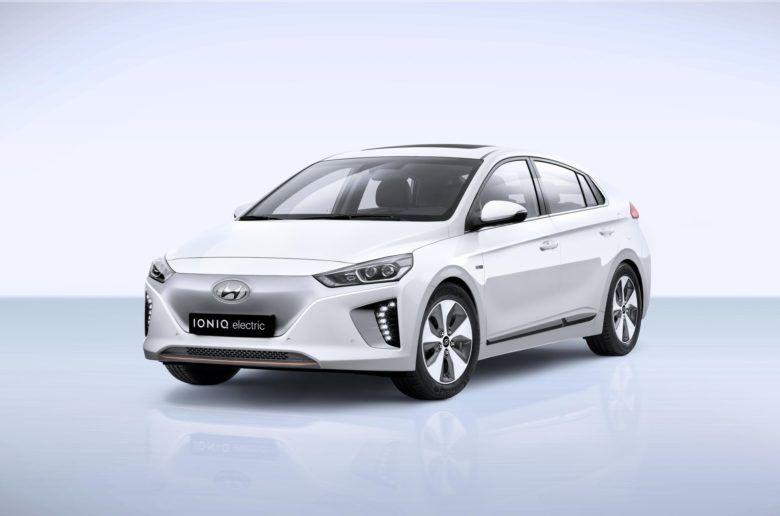 Elektromos Hyundai IONIQ