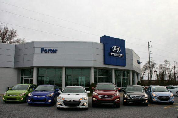Bekeményít elektromos téren a Hyundai