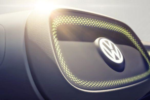 Testvért kap a Volkswagen I.D. tanulmányautója