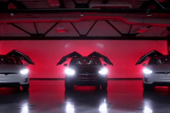 Karácsony alkalmából életre kel a Model X