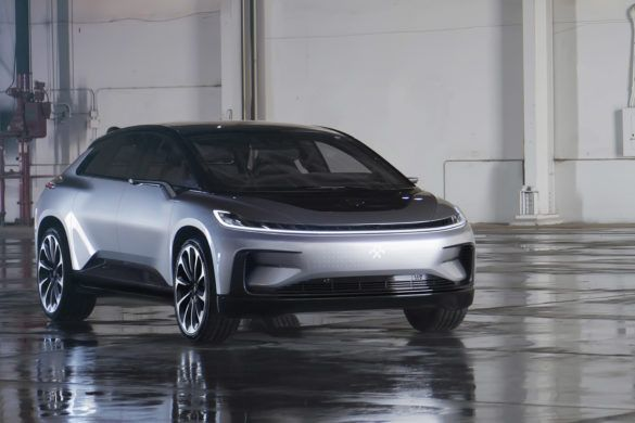 Faraday Future FF 91 - Az új menő srác a grundon