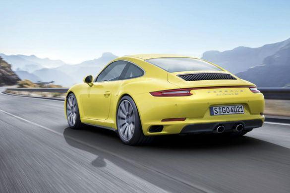 Hibrid változat is lesz az új Porsche 911-ből