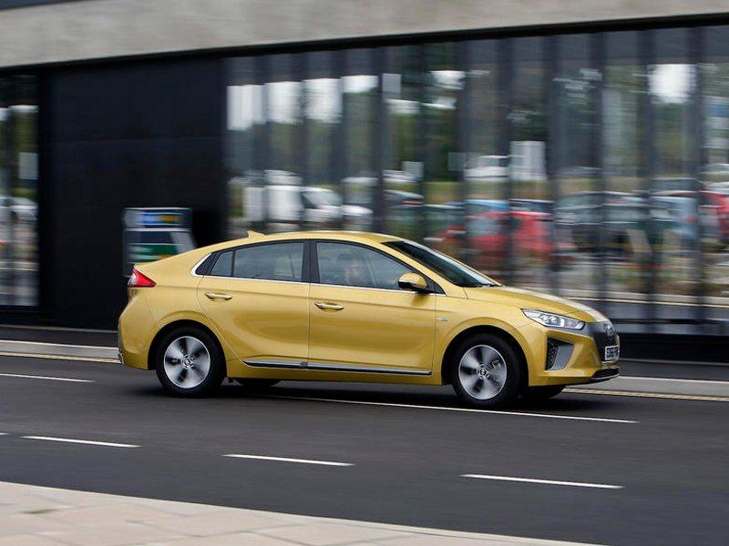 Újabb elismerést zsebelt be a Hyundai IONIQ