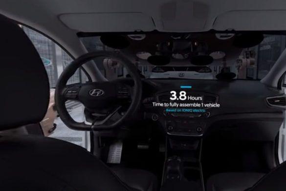Körülötted készül a világ leghatékonyabb autója (Videó)