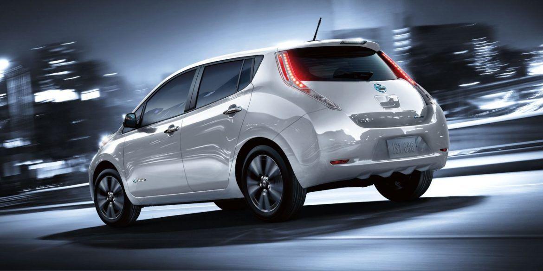 Jön az új Nissan LEAF - Dupla hatótáv és önvezető