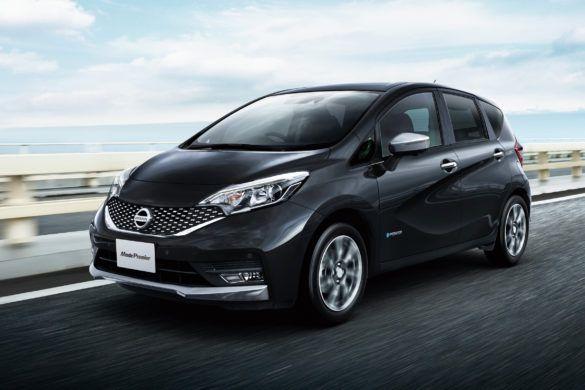 Már piacon a Nissan Note e-Power