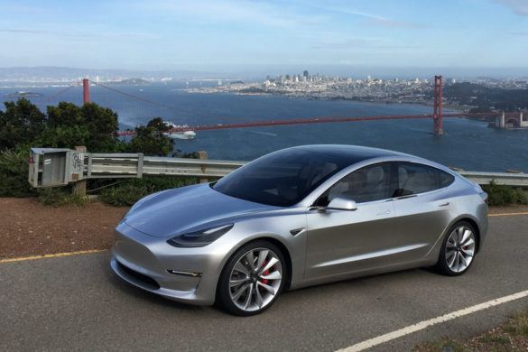 Megkezdődik a Tesla Model 3 gyártása