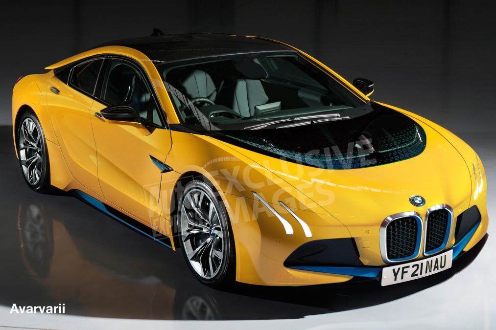 A BMW az i5-tel támadná a Teslát