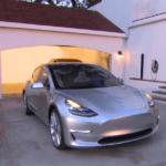 Amit az objektív látott eddig a Tesla Model 3-ból