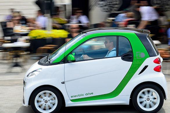 A Smart kisöpri Észak-Amerikából a belső égésű motoros autóit