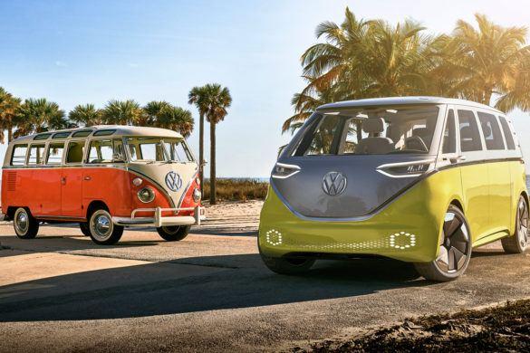 Európába jött a Volkswagen egyedi elektromos kisbusza