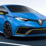 Szétcsattan az erőtől a Renault Zoe versenyváltozata