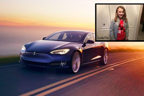 A Tesla megvalósítja a tíz éves kislány ötletét