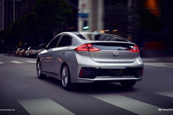 Bővült a Hyundai Ioniq családja