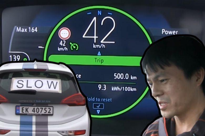 Több mint 600 kilométert bírt egy töltéssel az Ampera-e - VIDEÓ