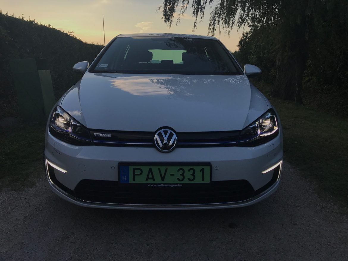 e-Golf roadtrip #3
