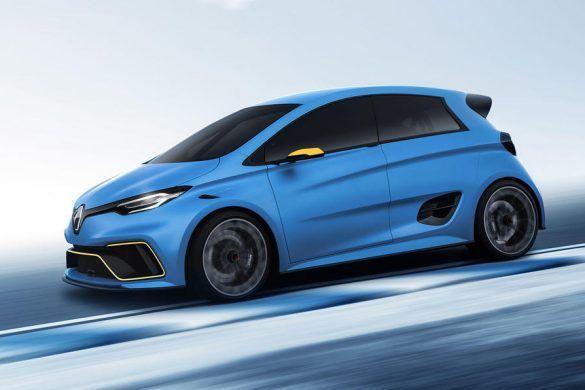 Akár 2020 előtt is jöhet a Renault Zoe RS