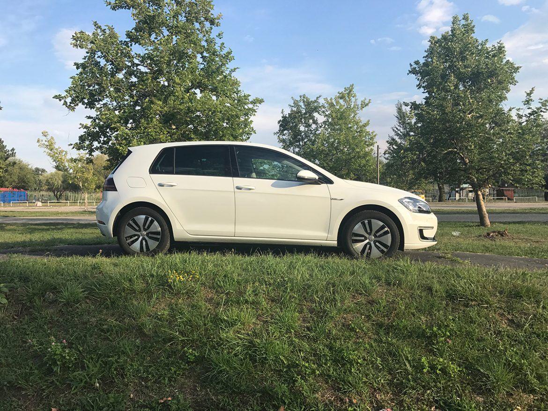 Új Volkswagen e-Golf teszt