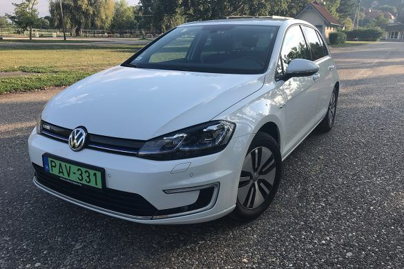 e-Golf roadtrip #2