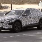 Képek és videó az Audi első villanyautójáról