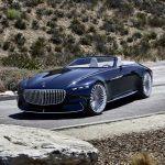 A Maybach víziója a jövő luxus-villanyautójáról