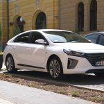 Hyundai IONIQ Hybrid teszt – A fiatalos