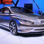 Az Infiniti is teljesen elektromos autóval készül