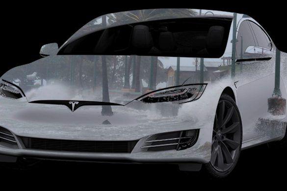 A Tesla rendkívüli lépése az Irma hurrikán hatására