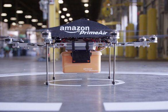 Drónokkal oldaná meg az SOS töltéseket az Amazon