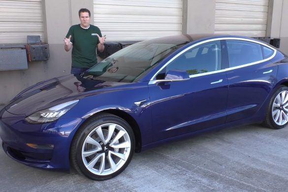 Itt az eddigi legjobb Model 3 videóteszt!