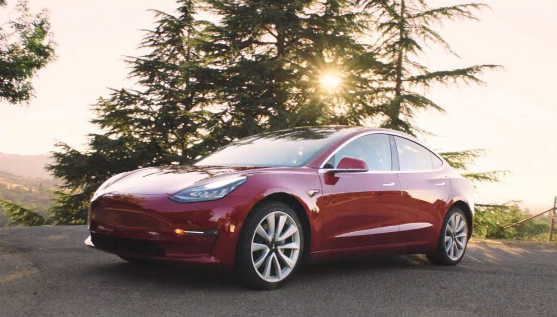 A Tesla legújabb videója a Model 3-ról