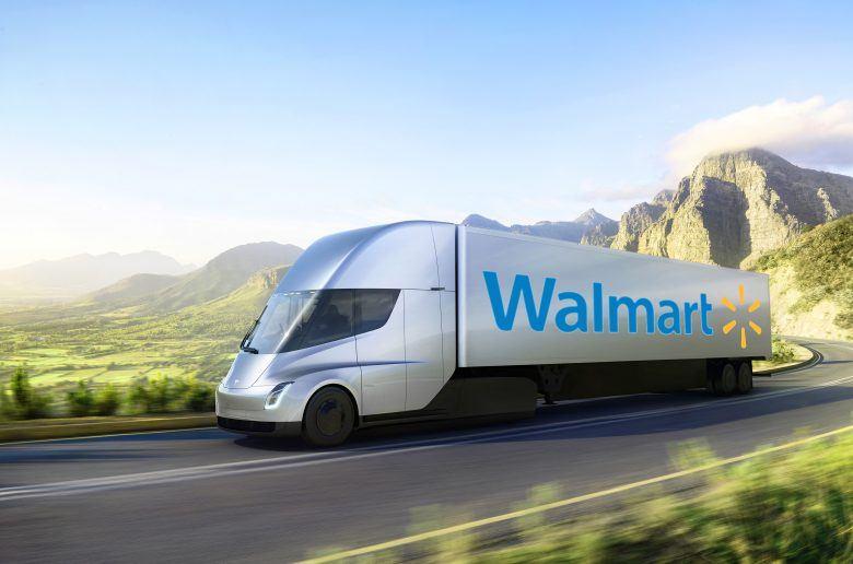 Máris pörög a Tesla kamionos üzlete