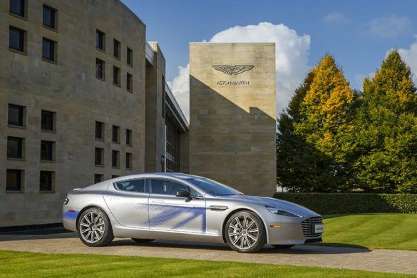 Ezt a tábort célozza meg az Aston Martin első villanyosa
