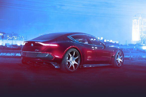 Itt a Fisker EMotion - német minőség, Tesla paraméterekkel?