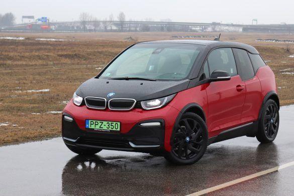 BMW i3s teszt: erőből sosem elég