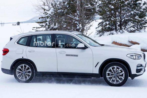A BMW iX3-ban debütálhat a németek 700 km-re is képes hajtáslánca