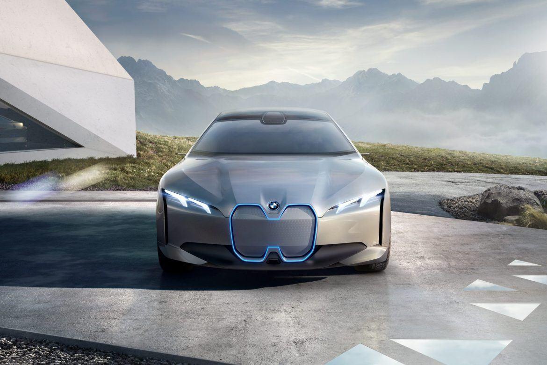 Bejelentették a legújabb elektromos BMW-t