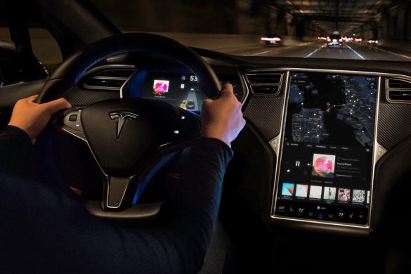 """Hasít a ,,Tesla klónon"""" ügyködő kínai startup"""