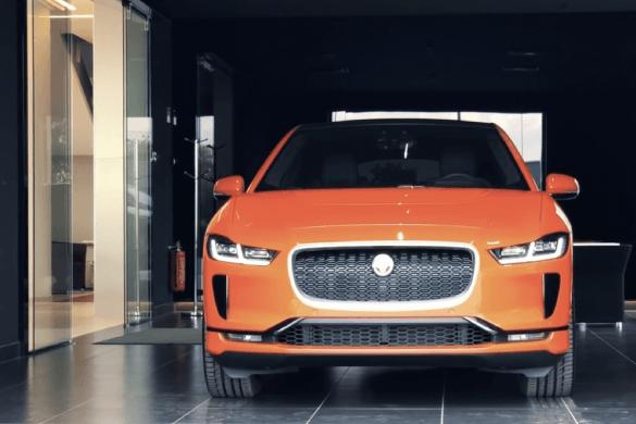 Végre beleülhettem egy Jaguar I-PACE-be [videó]