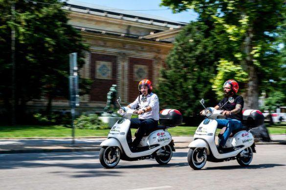 Elektromosrobogó-megosztó Budapesten