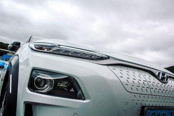 Ötszáz kilométert tud a Hyundai új villanyautója